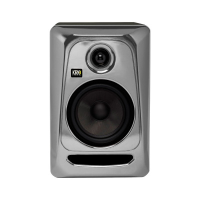 KRK ROKIT 5 G3 Monitor attivo da studio Chrome/Black Limited edition
