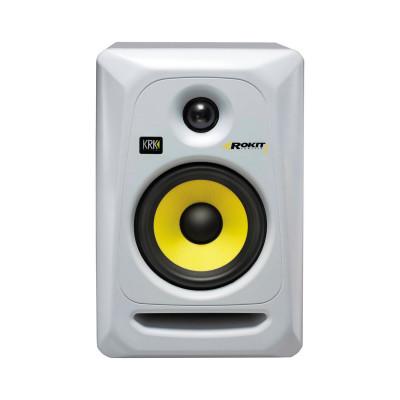 KRK ROKIT 6 G3 White Monitor attivo da studio
