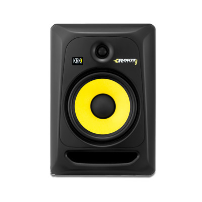 KRK ROKIT 8 G3 Black Monitor attivo da studio