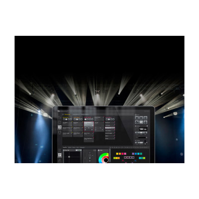LiteJ 1024 ZM DVC4 Controller Luci