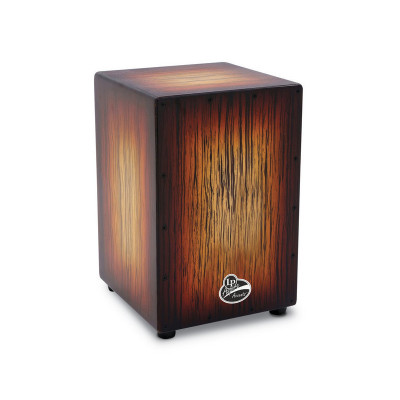 Cajon Aspire Accents, Sunburst Streak  LPA1332-SBS Latin Percussion