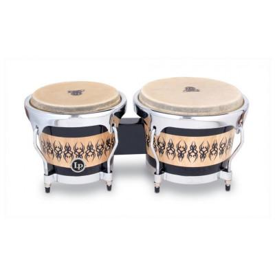 Bongos Aspire Accent Scarab Latin Percussion LPA601-SCC