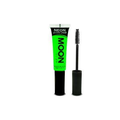 Mascara Fluo per Occhi - Green