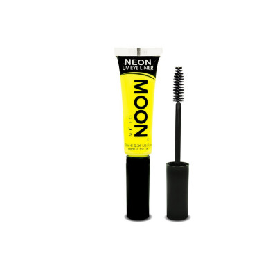 Mascara Fluo per Occhi - Yellow