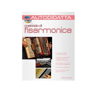Metodo di Fisarmonica per Autodidatta - Con CD incluso