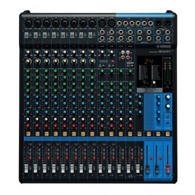 Yamaha MG16XU, Mixer 16 Canali con Effetti Ed USB,