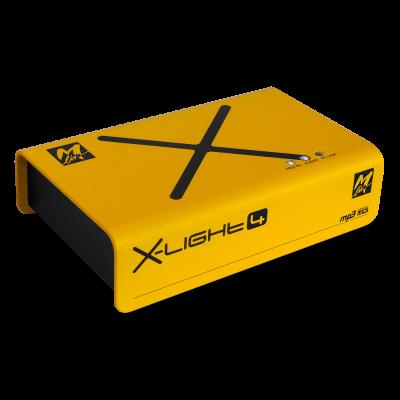 M-Live X-Light 4 Lettore Basi Midi Mp3 per Karaoke