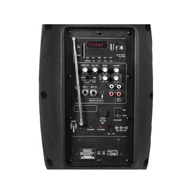 PPA Moove10 Cassa amplificata a batteria 120 Watt