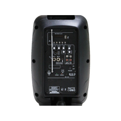PPA Moove8 Cassa amplificata a batteria 100 Watt