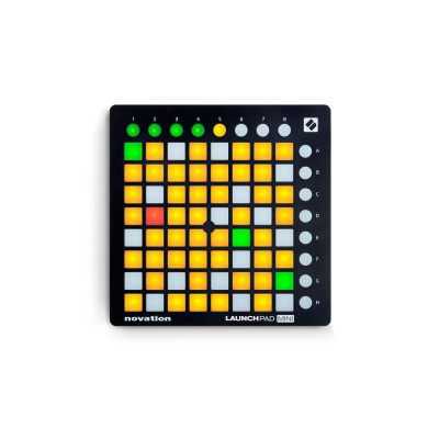 Novation Launchpad Mini Mk2 Controller USB