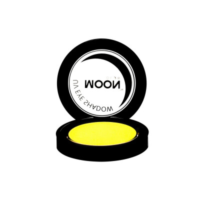 Ombretto Fluo per Occhi - Yellow