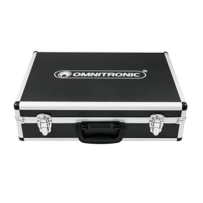 Omnitronic Mic 77-7 LMH Drum Set di Microfoni per Batteria