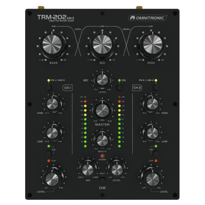 Omnitronic TRM 202 Mk3