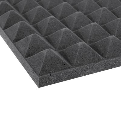 Pannello Acustico Piramidale spessore 50mm da 50X50 cm