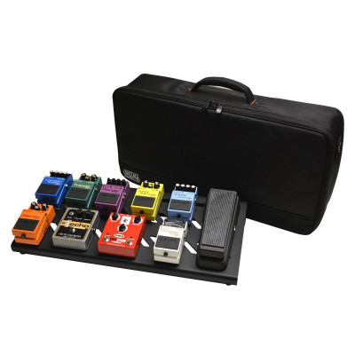 Pedal Board In alluminio con borsa BAK1 Big