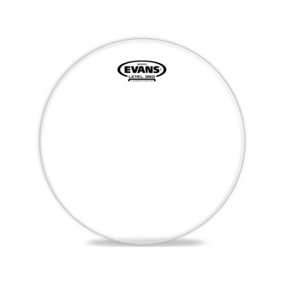Evans TT12 G1 Genera Resonant Clear per Tom 12""