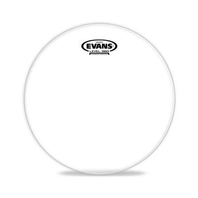 Evans TT14 G1 Genera Resonant Clear per Tom 14""