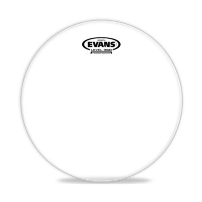 Evans TT16 G1 Genera Resonant Clear per Tom 16""