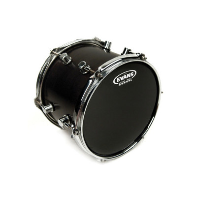 Evans B10 Onyx Coated Pelle per Tom e Rullante 10""