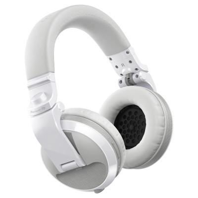 Pioneer HDJ X5BT W White Cuffia da DJ Bluetooth