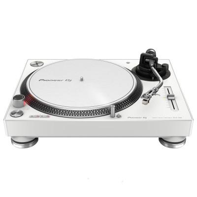 Giradischi a Trazione Diretta per DJ Pioneer PLX-500 Bianco