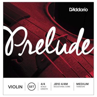 Corde Violino D'addario J810 4/4 Set Coiled