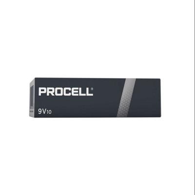 Batterie Procell Alkaline 9V. 10-pack