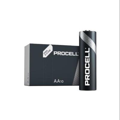 Batterie Procell Alkaline Stilo AA. 10-pack
