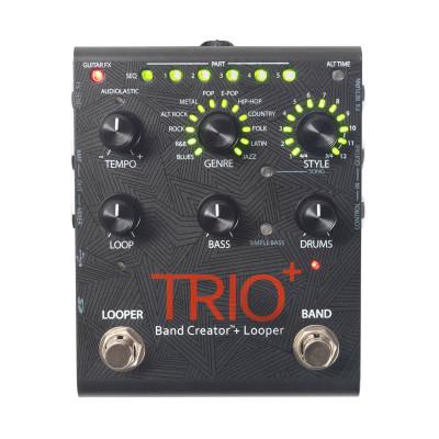 Processore Digitech Trio + Band Creator e Looper