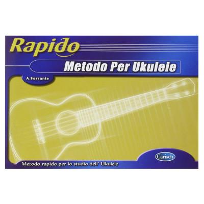 Metodo Rapido Per Ukulele A. Ferrante