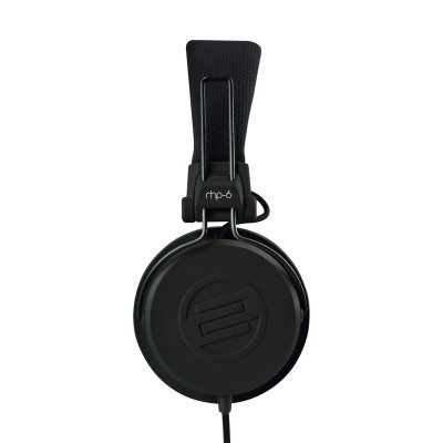Reloop RHP-6 Black Cuffie ultracompatte per DJ