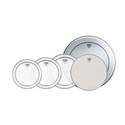 Remo PP-0260-PS Pinstripe Clear ProPack
