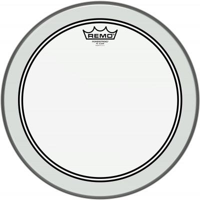 """Pelle Trasparente per cassa Remo PowerStroke 3 08"""" Clear"""