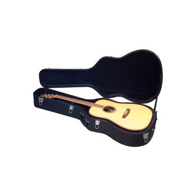 RockBag RC 10709 B/SB Case per Chitarra acustica Serie Deluxe Black