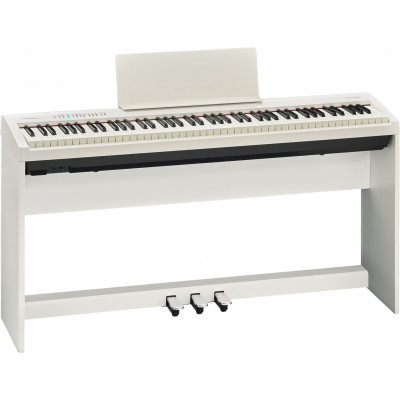 Roland FP 30 White Pianoforte Digitale 88 tasti