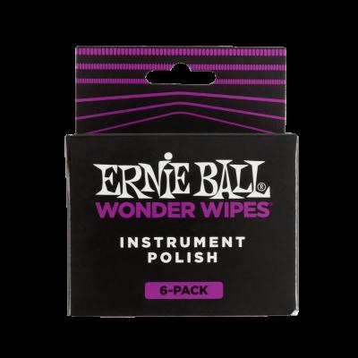 Ernie Ball Salviette Body Polish (confezione da 6)