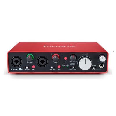 Focusrite Scarlett 2i4 2Gen USB Interfaccia Audio
