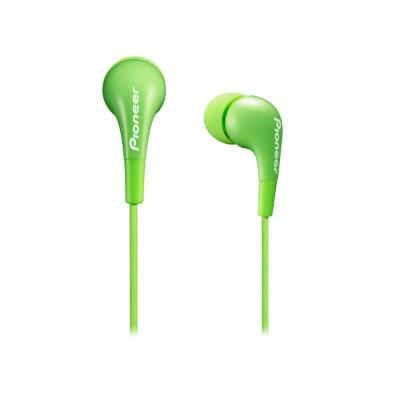 Auricolare stereo Pioneer CL502 verde