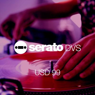 Serato DJ DVS Expansion Pack per Serato DJ Pro - Codice