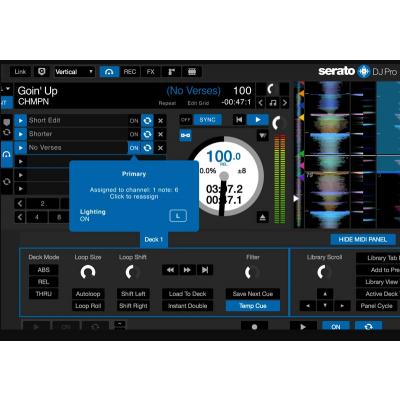 Serato Flip Expansion Pack per Serato DJ Pro - Codice