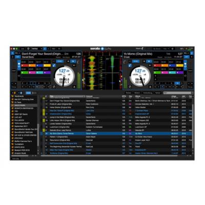 Serato FX Kit Expansion Pack con effetti per Serato DJ Pro - Codice