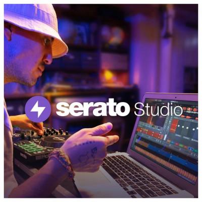 Serato Studio V1 Software di Beat Making Professionale - Codice