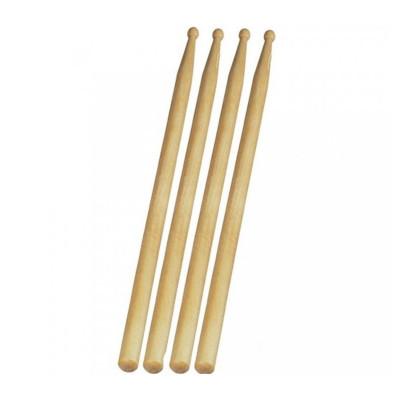 Set 4 Bacchette Professionali per Batteria