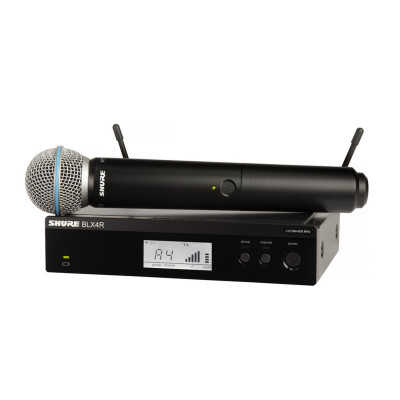 Shure BLX24R/B58 Radiomicrofono Wireless