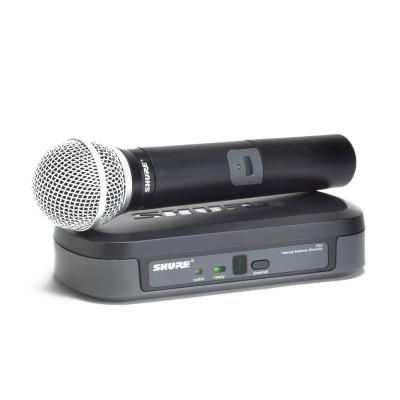 Shure PG24/PG58 Radiomicrofono Wireless