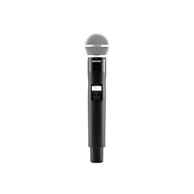 Shure SM58 QLXD Radiomicrofono UHF