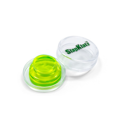 SlapKlatz Alien Green Sistema in gel per Batteria