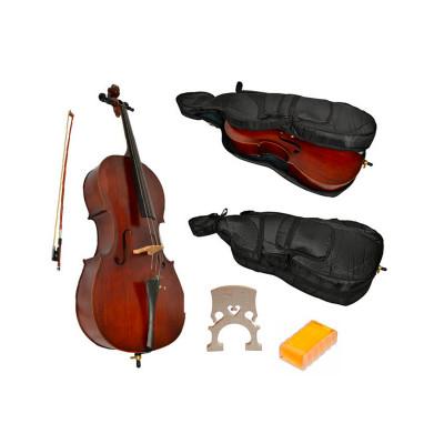 Sotendo SCE001 Violoncello 4/4 con Custodia