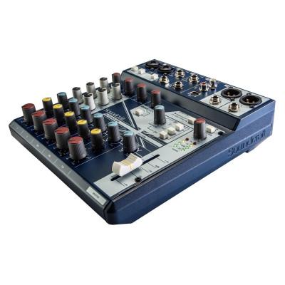 Mixer Soundcraft Notepad8FX USB