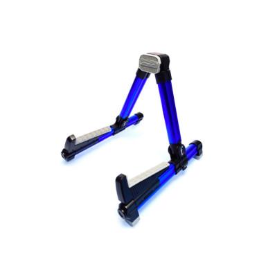 Effedot ACC-AGS-08BL Stand per Chitarra Blu